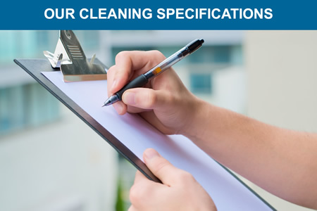 36 point cleaning checklist